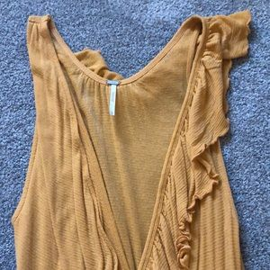 Free People Tops - Free people flowy tank top
